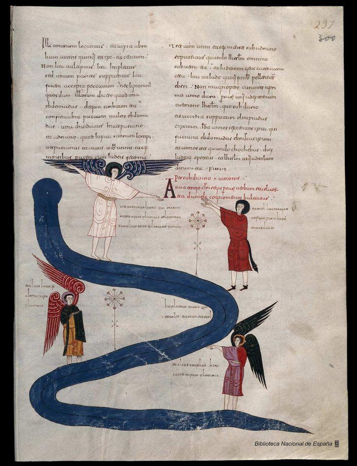 Beato de Liébana. Beato de Liébana — Manuscrito — 1047