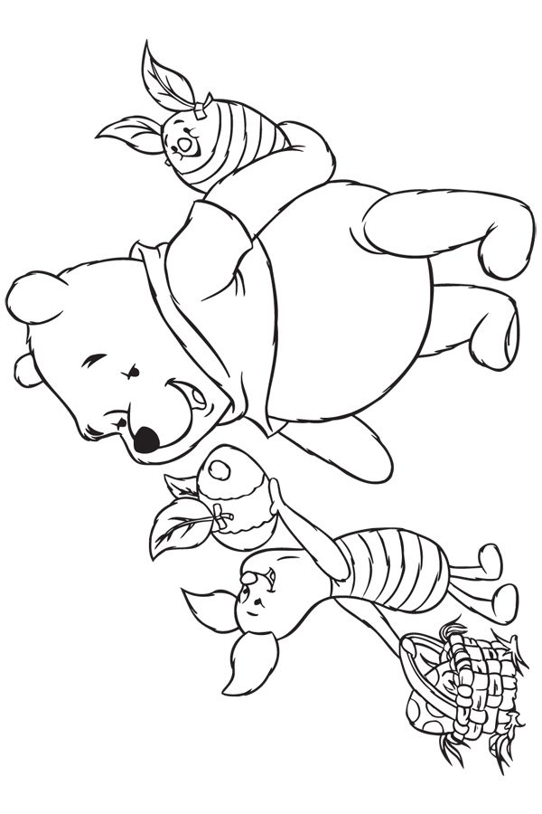 spring and easter coloring pages - photo#23