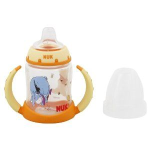 Nuk sippy cup with chewable spout