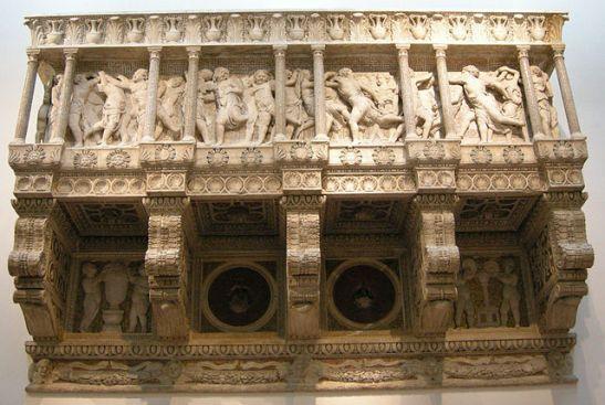 Cantoria de Donatello, Florencia - foto de Sailko