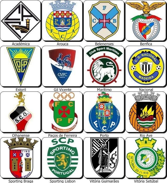 liga portugal table