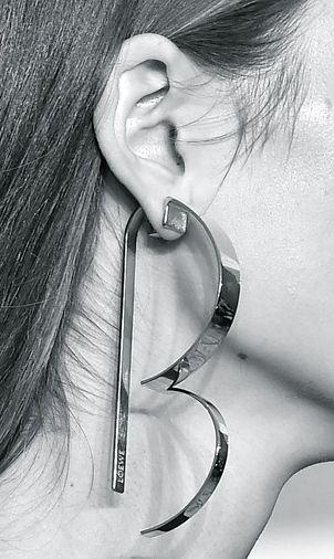 Loewe earring.