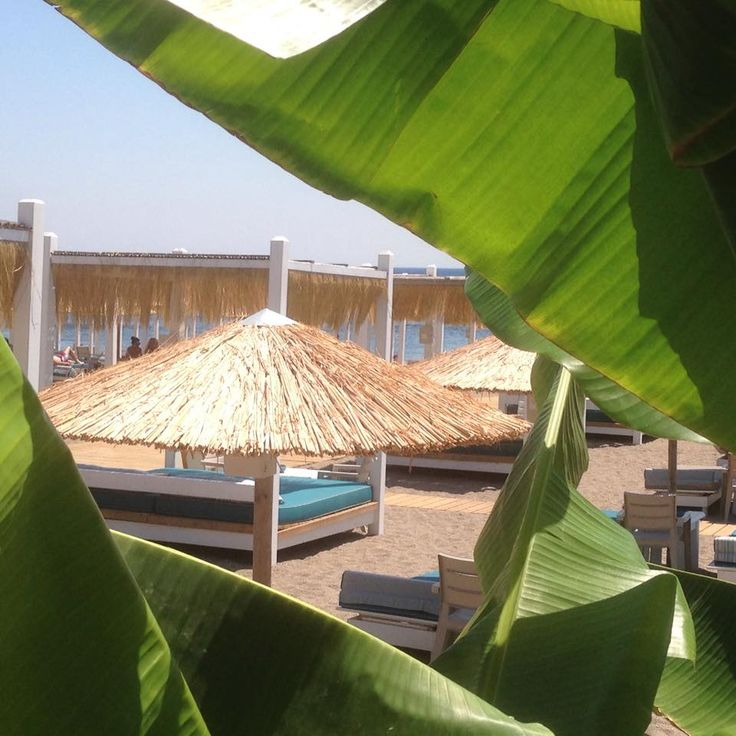 The coolest place in Rhodes...Ammades Seaside!