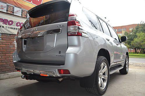 Tiro de Arrastre Toyota Prado 5P