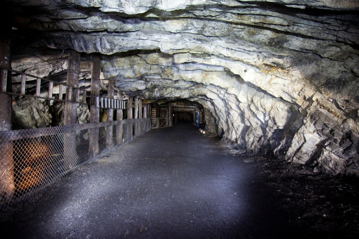 Bellevue Underground Mine Tour http://exploresouthwestalberta.ca