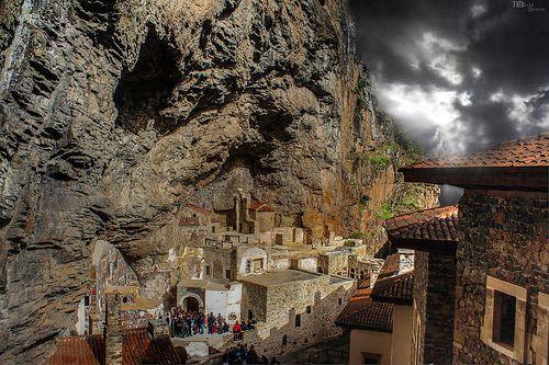 #Sumela Monastery