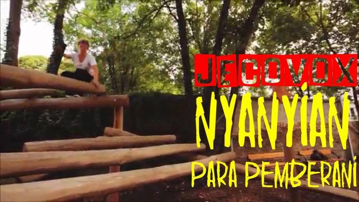 NYANYIAN PARA PEMBERANI - JECOVOX [full HD] Lagu terbaru 2016