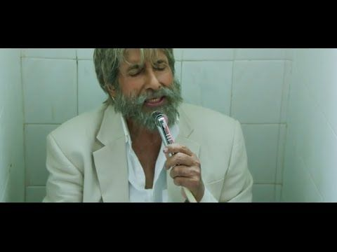 SHAMITABH | WHY DID AMITABH RECORD 'PIDDLY SONG' IN BATHROOM?