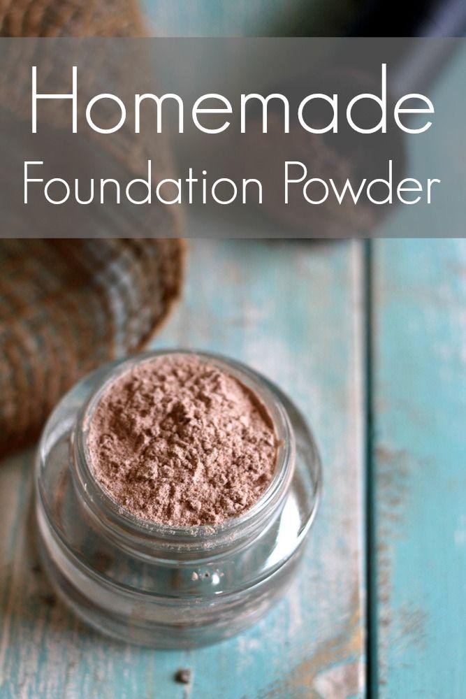 DIY Foundation Powder