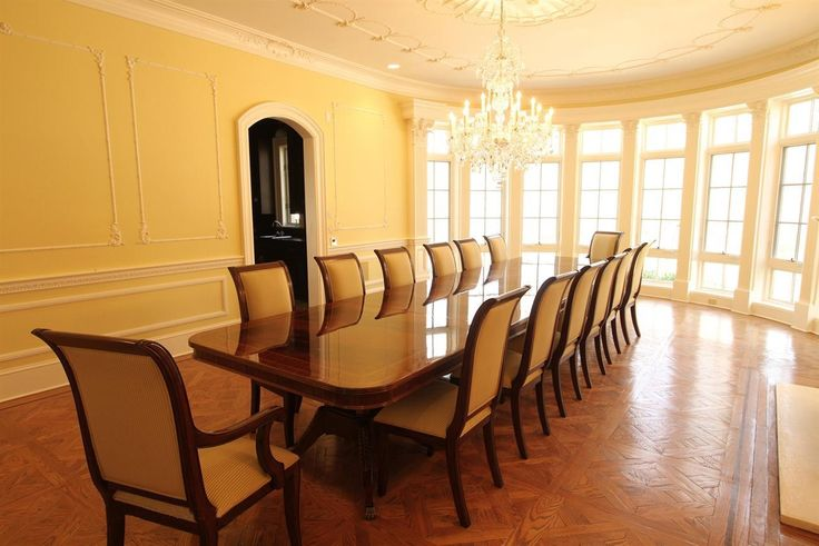 Large Dining Table Ideas