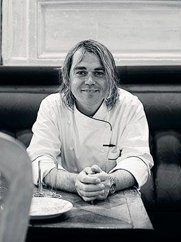 Chef Shannon Bennett, chef/owner, Vue de Monde, Melbourne
