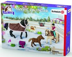 Schleich advent calendar 2017!