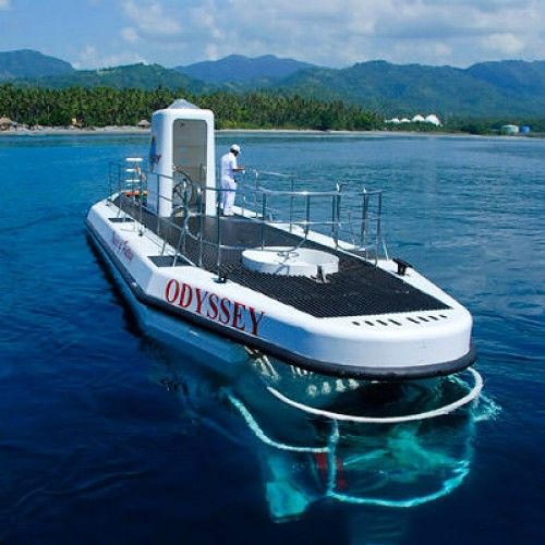 bali submarine