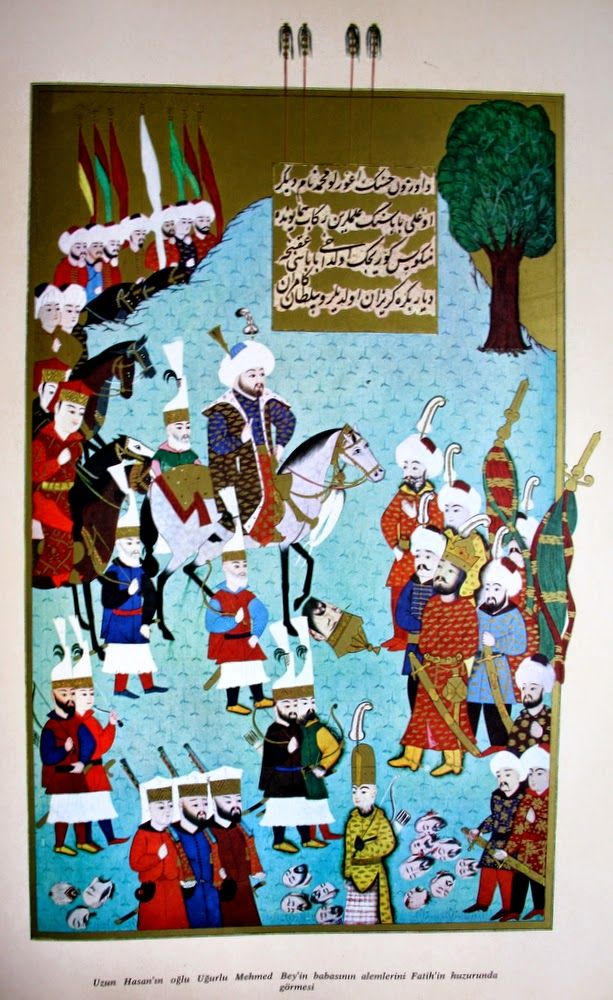 OĞUZ TOPOĞLU : uğurlu mehmet bey ve fatih sultan mehmed, hünernam...