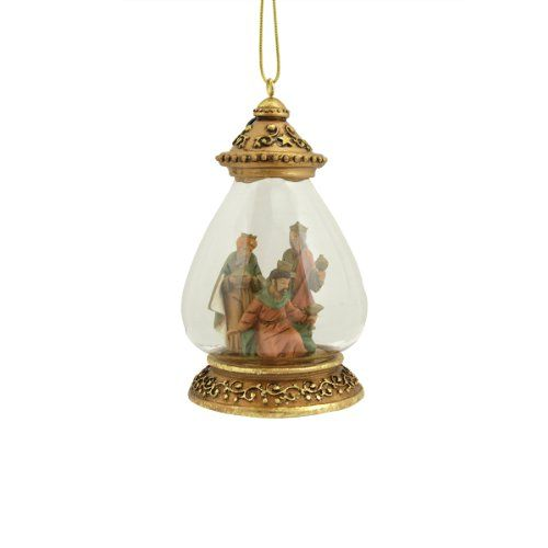 Fontanini Lighted Topper Nativity Three Kings Drydome ...