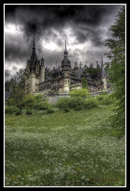 Castello di Peles HDR - Sinaia Romania | by Lecter62