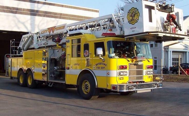 City Of Watertown Ny Fire Department Photo