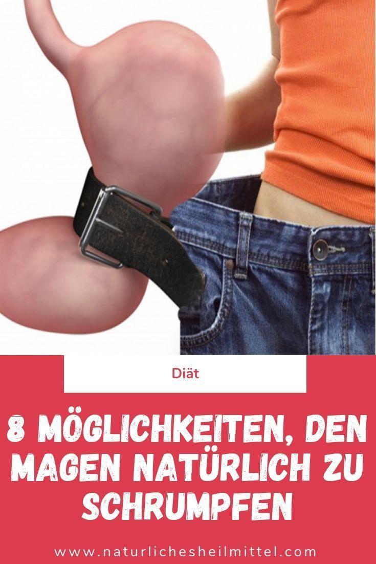 Diät, um Volumen und Gewicht zu verlieren