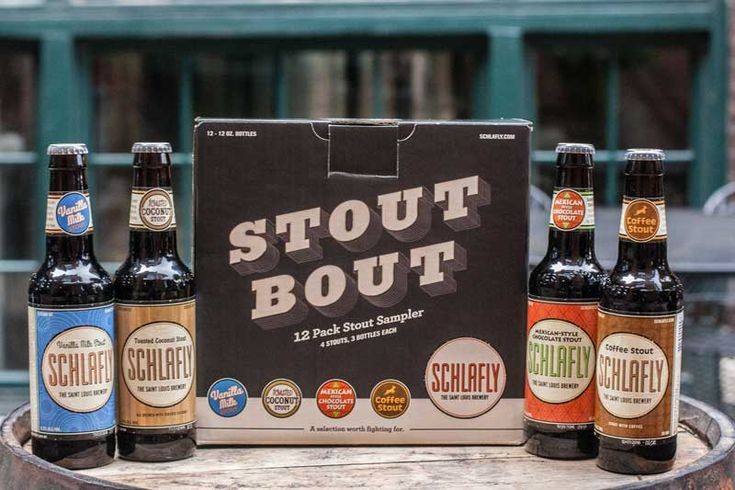 Schlafly Beer Introduces Stout Bout Sampler & White Lager http://l.kchoptalk.com/2gpuYz0