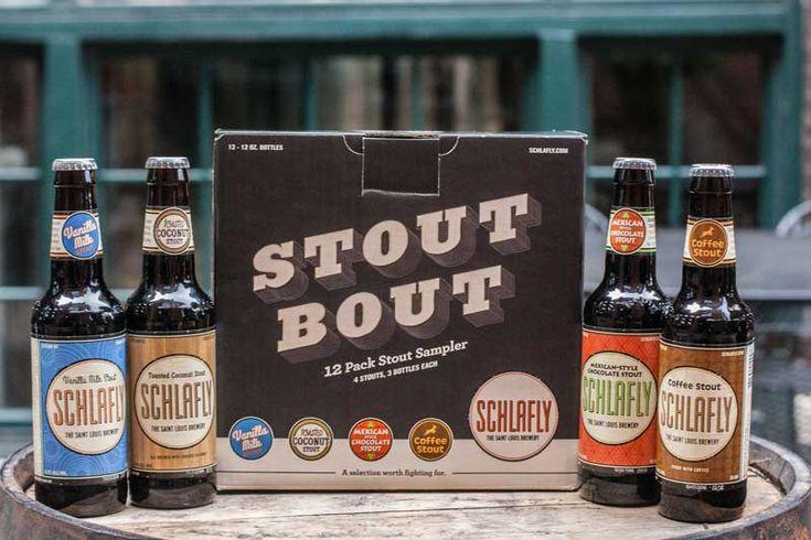 Schlafly Beer Introduces Stout Bout Sampler & White Lager http://l.kchoptalk.com/2gpuYz0