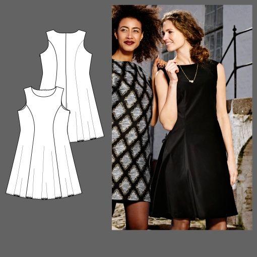 Dress - Stoff & Stil
