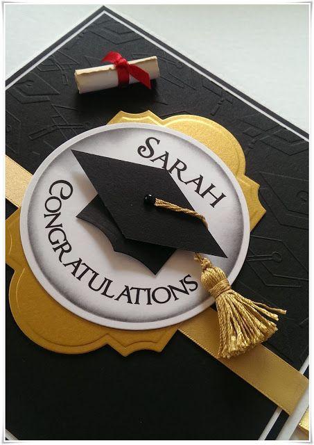 GorJessCardsnCrafts: Cards Graduation