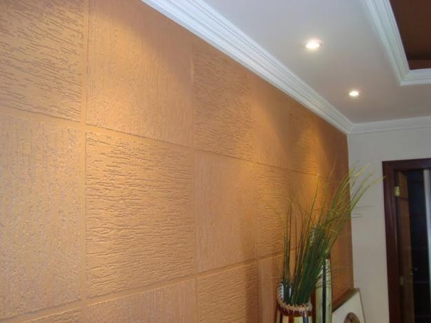 Explore alguns modelos de Paredes com Grafiato e inspire-se para escolher o Grafiato perfeito para o acabamento da parede de sua casa ou apartamento.