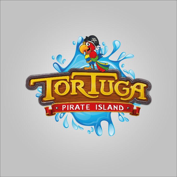Logo Design for a Wonderfull Aquapark of Kusadasi - Turkey
