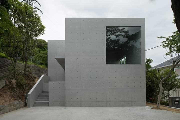 Angel Muniz On Twitter In 2020 Concrete House Japanese House Architect
