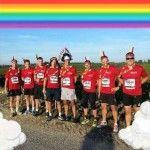 Marathon du Médoc : iDealwine au courage
