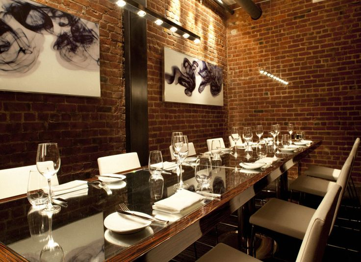 San Francisco Private Dining Rooms