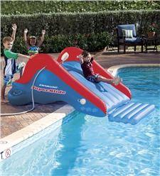 Super Backyard Water Slide