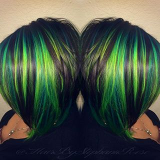 Typically I don't like green but this is cute