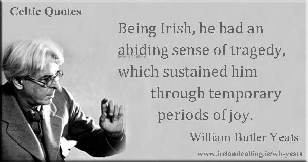 Wb Yeats Quotes. QuotesGram by @quotesgram