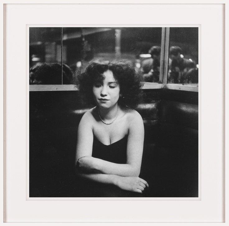 Mademoiselle Anita by Robert Doisneau   http://artsation.com/en/robert-doisneau-mademoiselle-anita