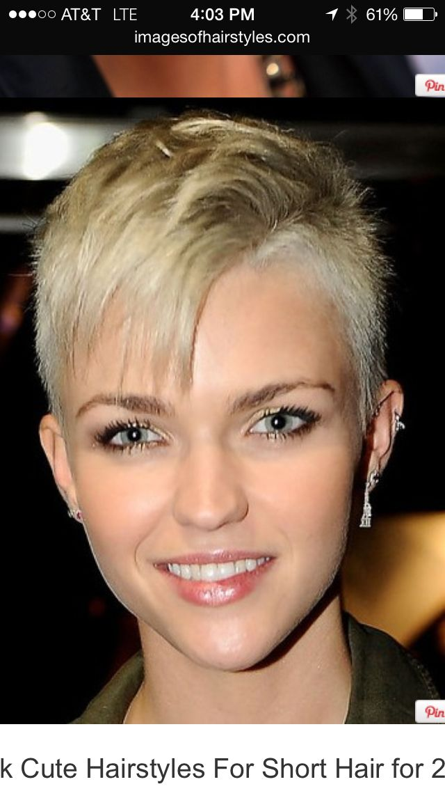 Love this hairstyle! Could I pull this off?!