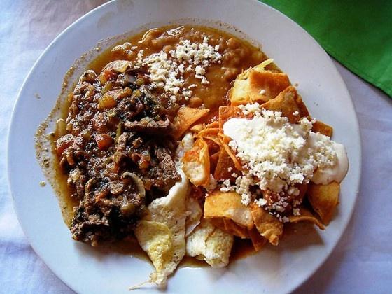 27 Mexicaans ontbijt