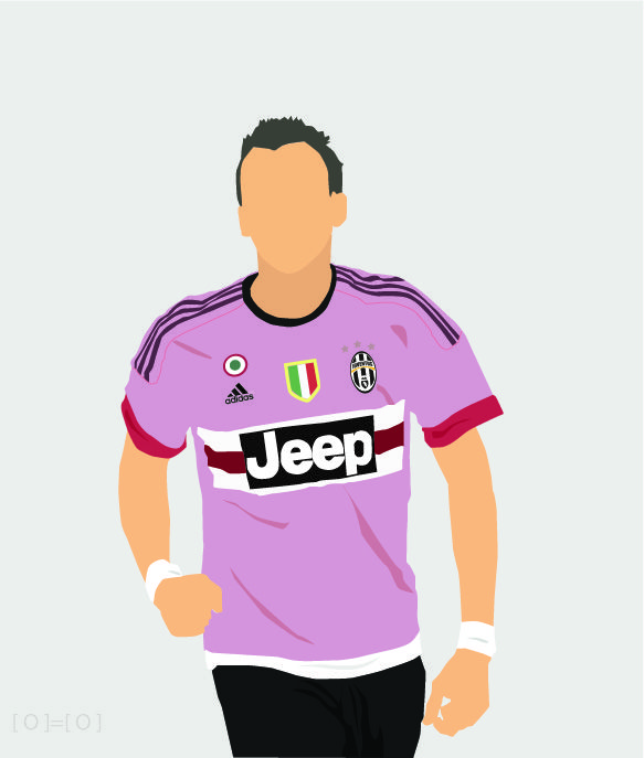 Mario Mandzukic, Juventus Player