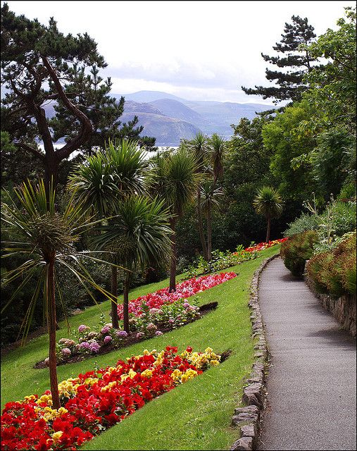 Haulfre Gardens, Llandudno, North Wales. This is a wonderful walk and the ideal…