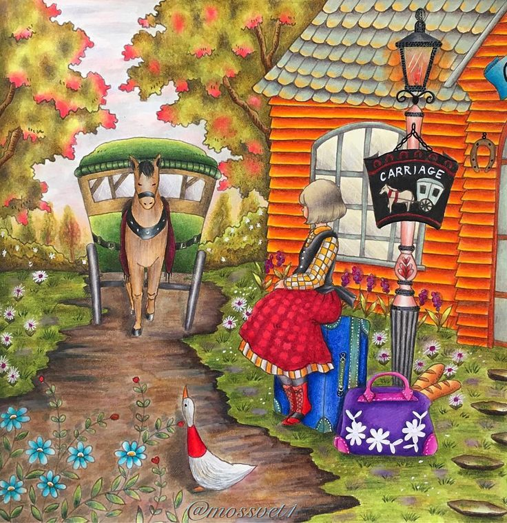 """Romantic Country""#romanticcountry#romanticcountry3#romanticcountrythirdtale#romanticcountrycoloringbook#desenhoscolorir#colorindolivrostop#coloringbook#boracolorirtop#раскраскаантистресс#рисую#bayan_boyan#målarbokförvuxna#coloring_secrets#coloringbook#desenhoscolorir#adultcoloringbook#coloring#adultcoloringbook#adultcoloring#colorindolivrostop#prismacolor#prismacolorpremier#塗り絵本 #塗り絵アプリ #塗り絵ブック#색칠하기#森の生き物と素敵なおうちの暮らし#森の生き物と素敵なおうちの暮らし#森の生き物と素敵なおうちの暮らしぬりえブック"