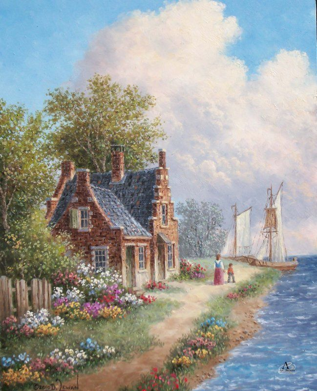 Seaside Pathway Dennis Lewan