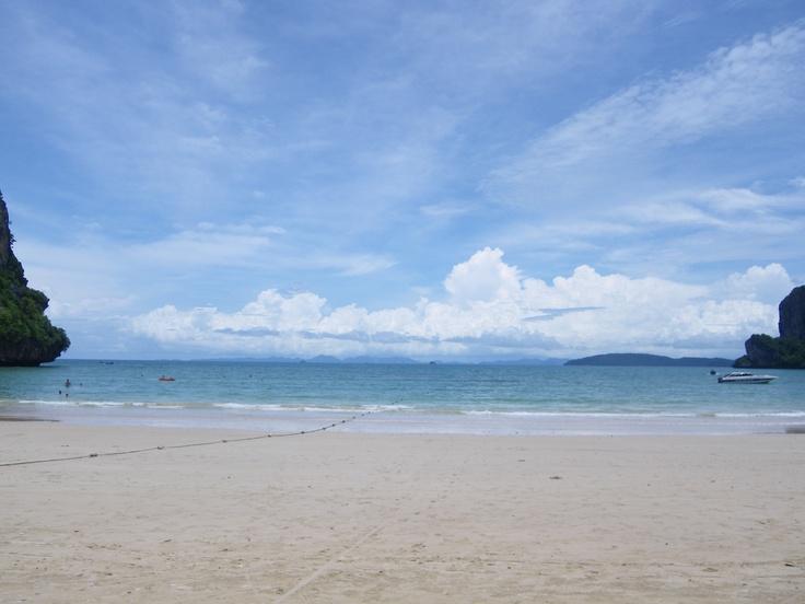Rai Leh beach,Krabi