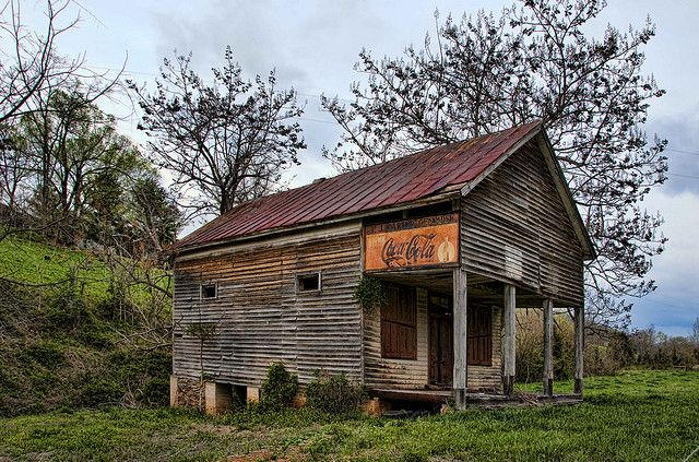 Old Store in the Blue Ridge Mountains | Flickr - Photo Sharing!