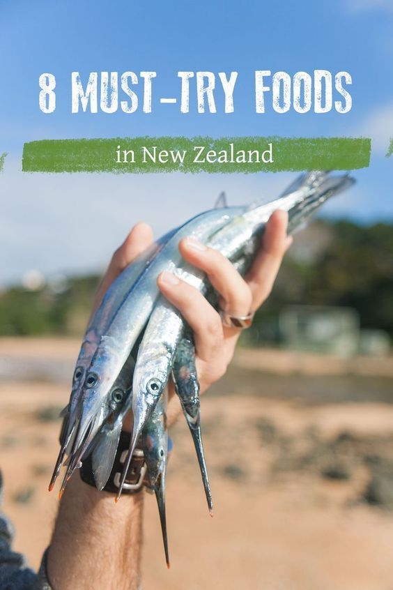 New Zealand Food Guide