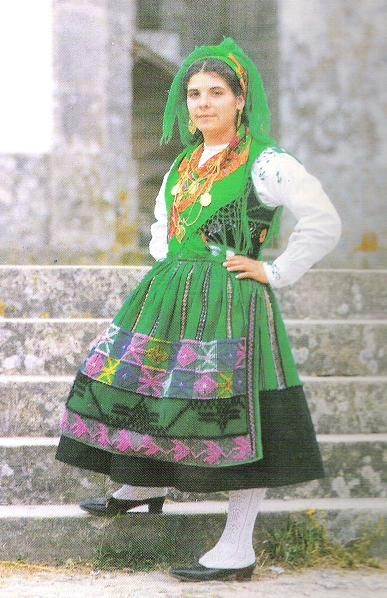 Traditional Costume From Minho