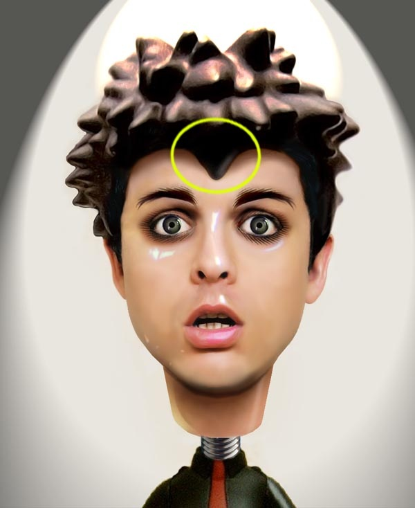 how to make bobblehead photoshop