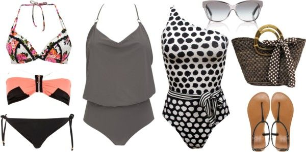 Functional Beachwear For Every Body: Mix-and-match Styles | Girls Gone Sporty