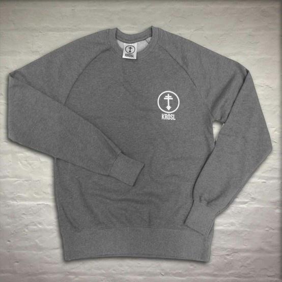Krosl | Logo Sweatshirt       #blackburn #blackburnisopen #fashion #clothing #screenprint