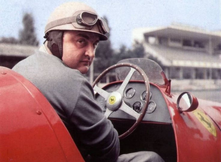 Goodbye, José Froilán González #F1