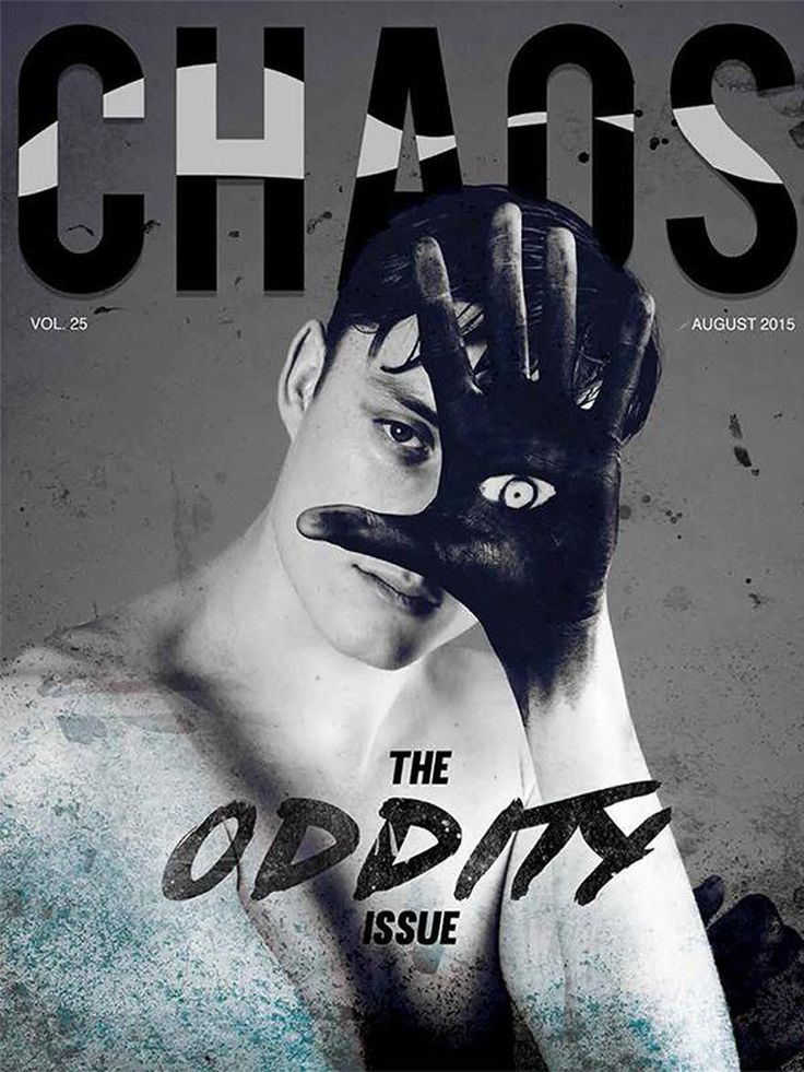 Bastian van Gaalen for Chaos Magazine August 2015